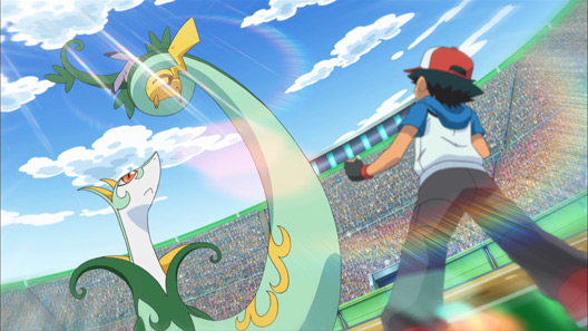 La temporada Pokémon Negro y Blanco:Aventuras en Teselia y más allá