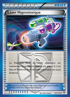 Laser Hypnotoxique