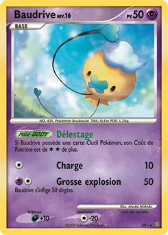 Drifloon (different color)