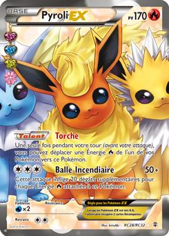 Votre collection de cartes Pokémon (JCC) G1_FR_RC28