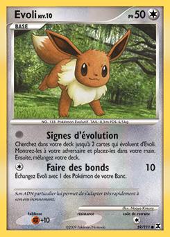 Voli pok dex - Pokemon noir 2 evoli ...