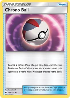Chrono Ball