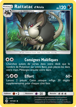 Rattatac d'Alola