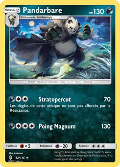 Pandarbare