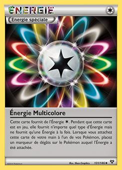Énergie Multicolore