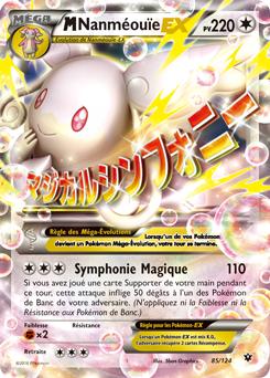 Votre collection de cartes Pokémon (JCC) XY10_FR_85