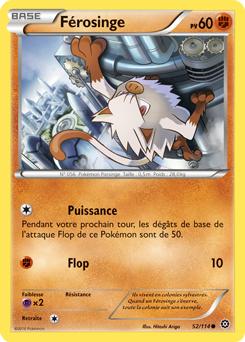 F rosinge vainqueurs supr mes encyclop die des cartes du jcc - Pokemon ferosinge ...