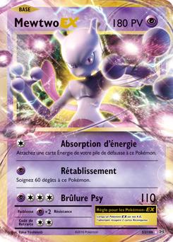 Votre collection de cartes Pokémon (JCC) XY12_FR_52