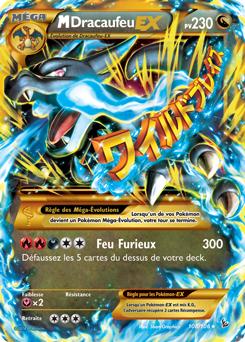 M Dracaufeu-EX