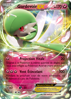 Votre collection de cartes Pokémon (JCC) XY5_FR_105