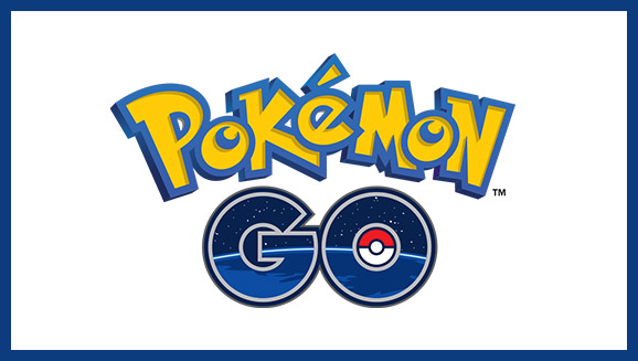 Logo officiel de Pokémon GO