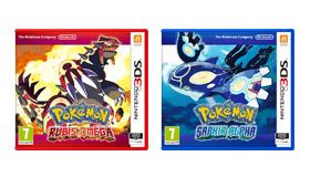 Pokémon Rubis Oméga et Pokémon Saphir Alpha
