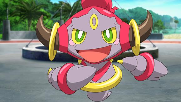 Pokémon, le film : Hoopa et le choc des légendes