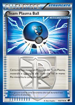 Team Plasma Ball