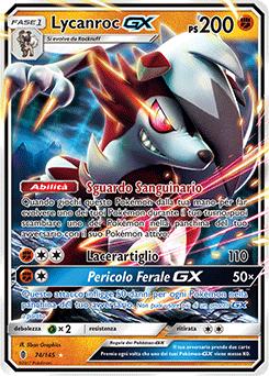 Lycanroc-GX
