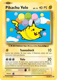 Pikachu Volo