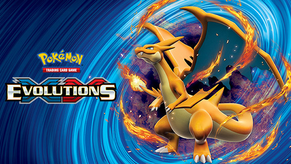 Pokémon TCG:<br><em>XY—Evolutions</em>