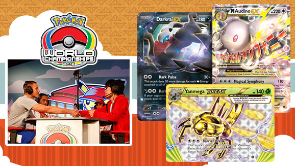 Creativity Shines in the Pokémon TCG World Championships