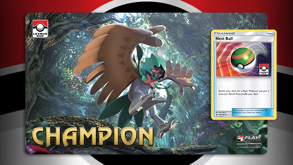 Play for prizes and Championship Points at a Pokémon TCG League Cup competition near you!