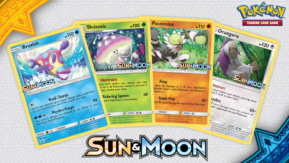 Details on Pokémon TCG: <em>Sun & Moon</em> Prerelease Tournaments