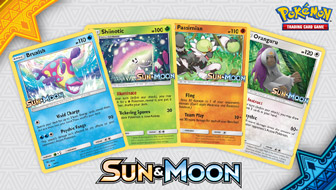 Details on Pokémon TCG: Sun & Moon Prerelease Tournaments