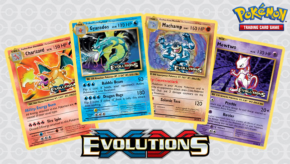 Compete in <em>XY—Evolutions</em> Prerelease Tournaments