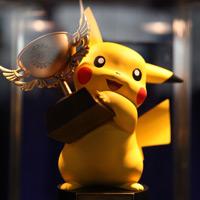 pikachu trophy
