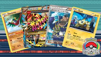 Pokmon trading card game online decks