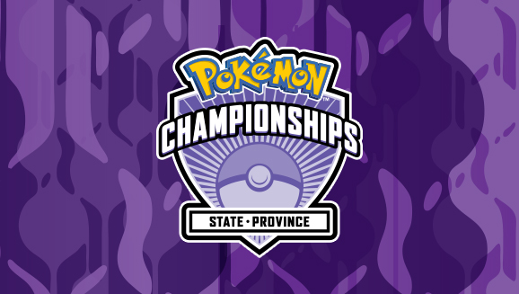 Play in the Pokémon TCG State/Province Championships!
