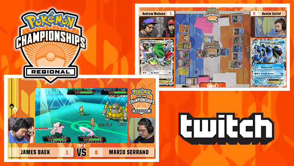 Watch a Pokémon Regionals Double Feature!