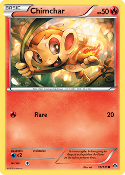 how to get chimchar in sun and moon