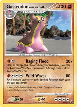 Gastrodon West Sea