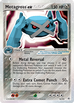 Metagross ex