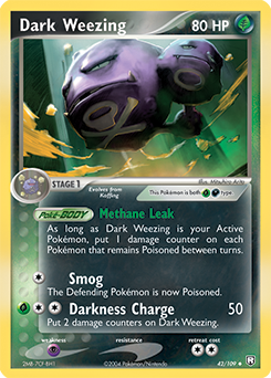 Dark Weezing