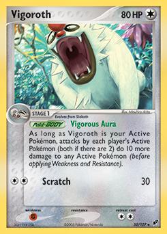 Vigoroth