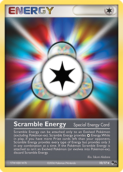 Scramble Energy
