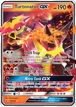 Turtonator Gx Sm Guardians Rising Tcg Card Database Pokemon Com