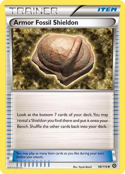 Armor Fossil Shieldon