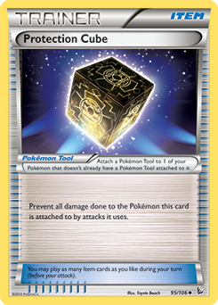 Protection Cube