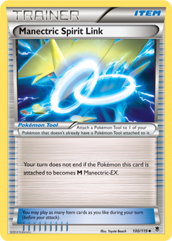Manectric Spirit Link