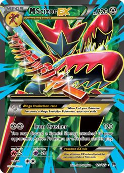 Mega Scizor-EX