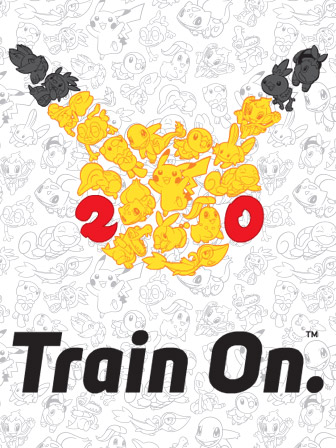 Celebrate 20 Years of Pokémon!