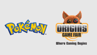 Play Pokémon at Origins!