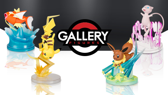 Put Your Favorite Pokémon on Display