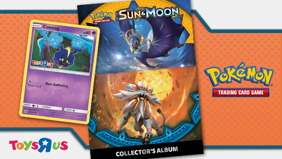 "Pokedex Toys R Us : The sun moon expansion shines bright at toys""r us"