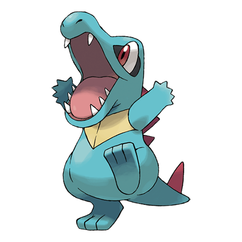 Totodile