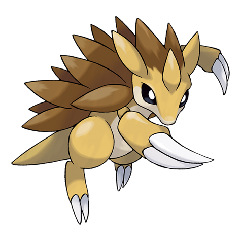 Sandshrew Pokemon