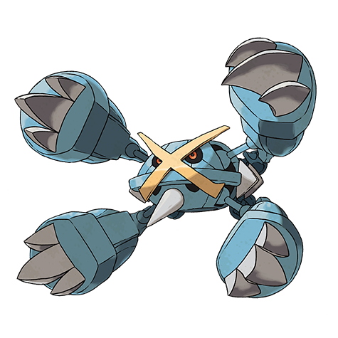 Mega Metagross