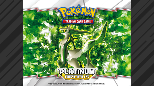 how to catch arceus in pokemon platinum