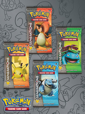 Train On with Pokémon TCG: <em>Generations</em>